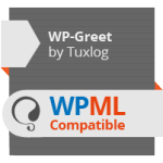 wp-greet ist jetzt WPML zertifiziert