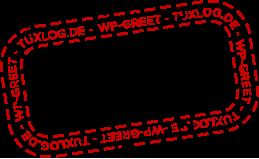 Stempel 1 für wp-greet