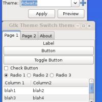 gtk design anpassen