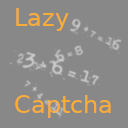 LazyCaptcha WordPress-Plugin