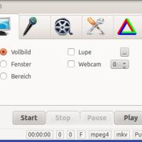 Screencast mit vokoscreen unter Ubuntu - Linux erstellen