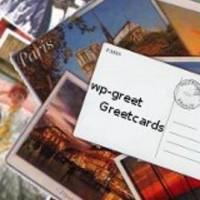 wp-greet WordPress greetcard plugin logo